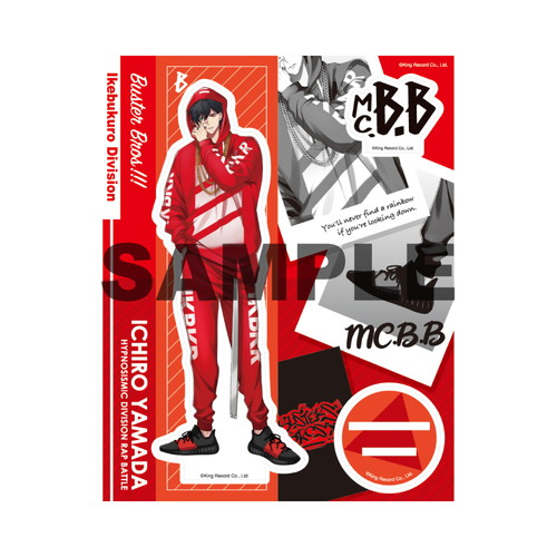 オフィシャルアクリルスタンド(Extra Wardrobe02)山田 一郎