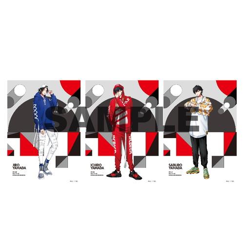 ブロマイドセット(Extra Wardrobe02) イケブクロ・ディビジョン/Buster Bros!!!