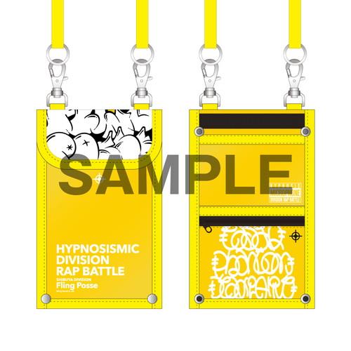 チケットホルダー シブヤ・ディビジョン/Fling Posse【ヒプノシスマイク 6th LIVE】