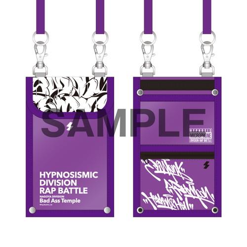 チケットホルダー ナゴヤ・ディビジョン/Bad Ass Temple【ヒプノシスマイク 6th LIVE】