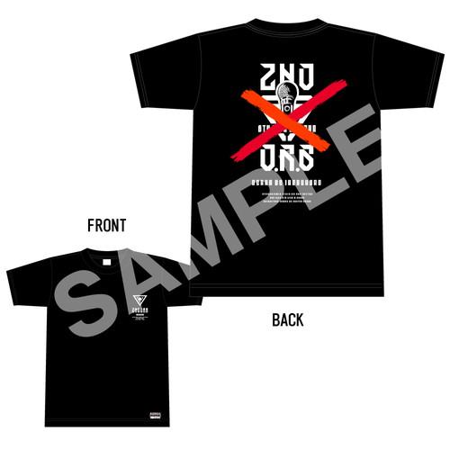 2nd D.R.B Tシャツ(オオサカ) 〈Mサイズ〉【ヒプノシスマイク 6th LIVE】