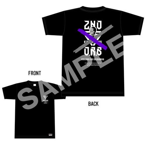 2nd D.R.B Tシャツ(アイチ) 〈Sサイズ〉【ヒプノシスマイク 6th LIVE】