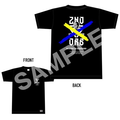2nd D.R.B Tシャツ(トウキョウ) 〈Lサイズ〉【ヒプノシスマイク 6th LIVE】