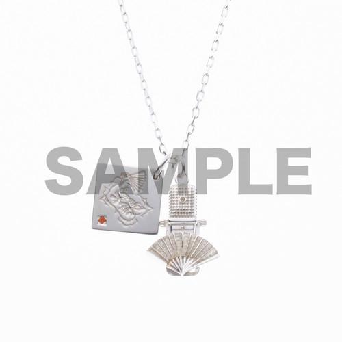 ヒプノシスマイク/オリジナルマイク ネックレス 白膠木 簓