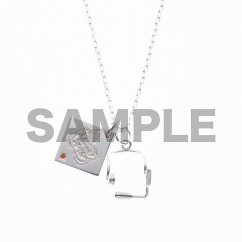 ヒプノシスマイク/オリジナルマイク ネックレス 躑躅森 盧笙