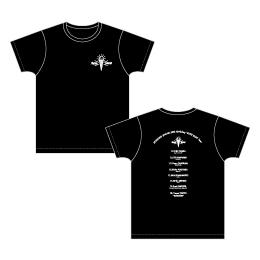 """~20th Birthday """"JUKE BOX"""" Tour~ ツアーTシャツ/ブラック"""