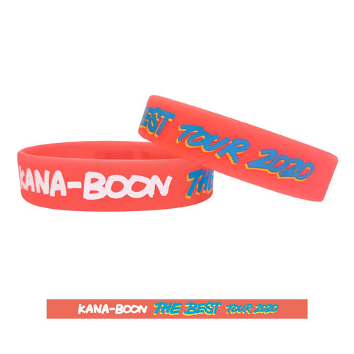 KANA-BOON THE BEST TOUR 2020 ロゴラバーバンド/ネオン