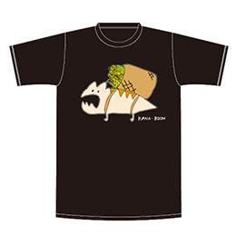 アサヒレン3度目の夏Tシャツ【ブラック】