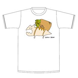 アサヒレン3度目の夏Tシャツ【ホワイト】