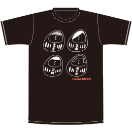アニキのTシャツ【ブラック】