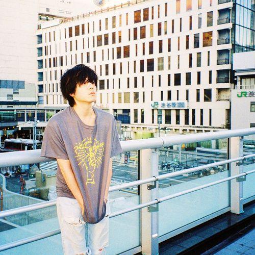 【LAMP IN TERREN】MCロゴTシャツ