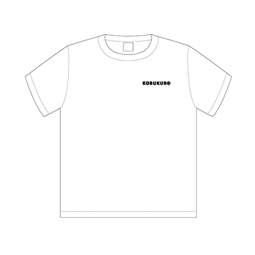 【KOBUKURO STREAMING LIVE】Tシャツ