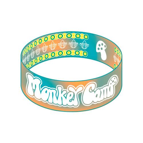 【会場限定】Monkey Party Vol.3 ラバーバンド -Monkey Camp会員様限定グッズ-