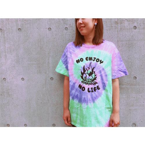 """モン吉 """"TAKIBI""""サイケTシャツ Ⅱ"""