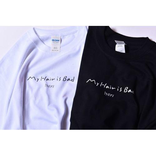 boys Tシャツ / 黒
