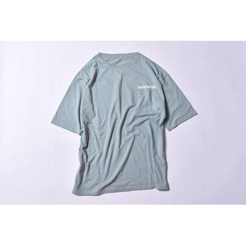サンライズポケットTシャツ / ミント