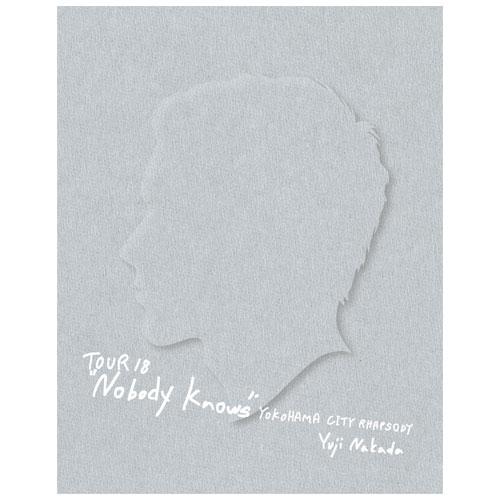 【中田裕二】『TOUR 18 Nobody Knows - YOKOHAMA CITY RHAPSODY -』(Blu-ray盤+2CD)