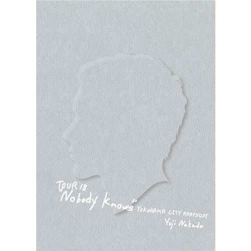 【中田裕二】『TOUR 18 Nobody Knows - YOKOHAMA CITY RHAPSODY -』(DVD盤+2CD)
