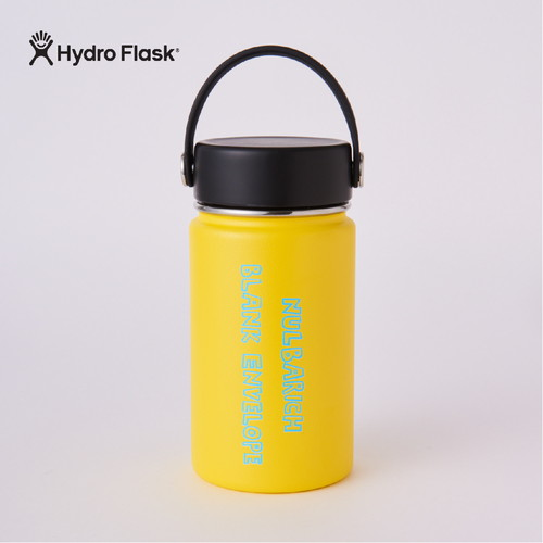 Nulbarich × Hydro Flask(R) Stainless Bottle II Lemon