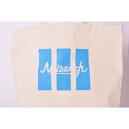 Nulbarich logo totebag