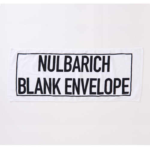 """Blank Envelope""tour towel"