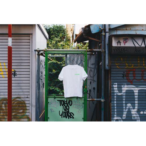 Nulbarich T-Shirt 「ASH feat. Vaundy」/green