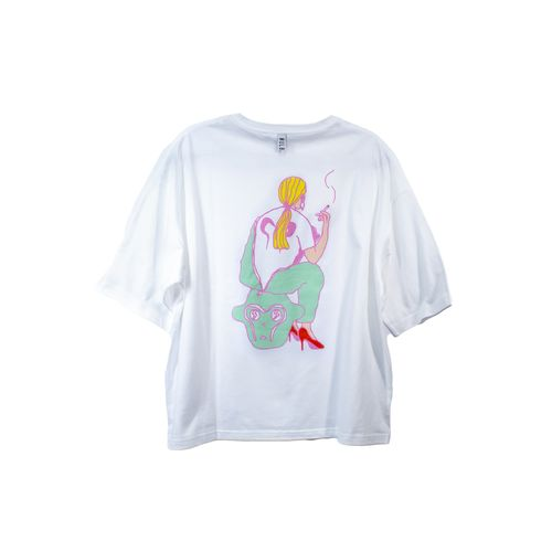 "JQプロデュース ""Nully T-shirts""/green"