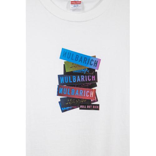 2021 Nulbarich T-Shirts/White
