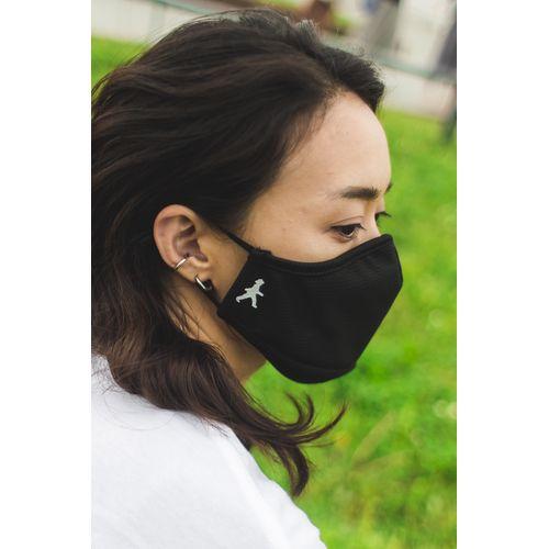 Nulbarich×New Era FaceMask silhouette logo
