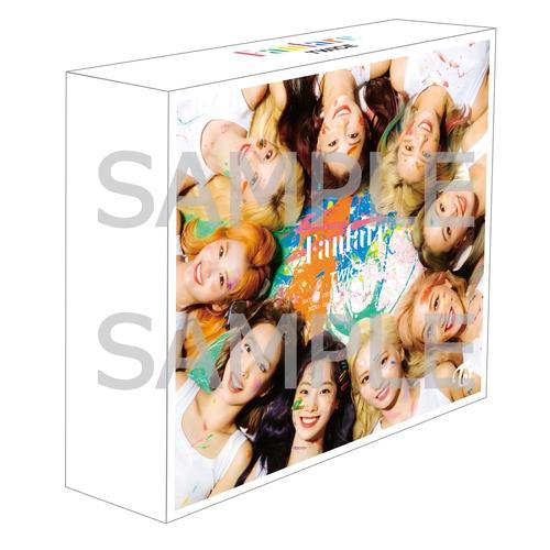 「Fanfare」(初回限定盤B+通常盤+ONCE JAPAN限定盤)
