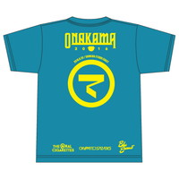 ONAKAMA SPORTS T-SHIRTS(EMERALD)
