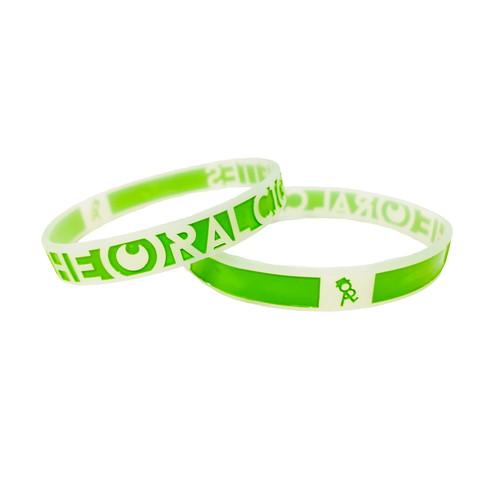 ロゴラババン/ライトグリーン