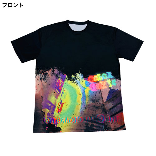 Color Tokyo メッシュTシャツ
