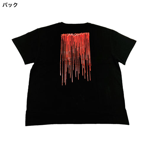 ドリップロゴTシャツ
