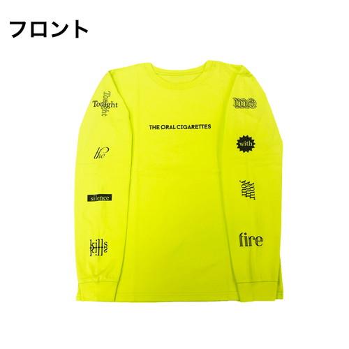 タイポロンT/ネオンイエロー