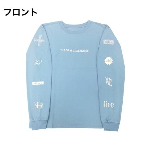 タイポロンT/スカイブルー