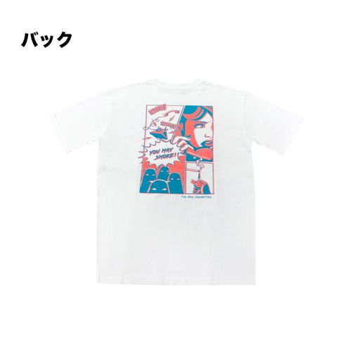 YOU MAY SMOKE Tシャツ