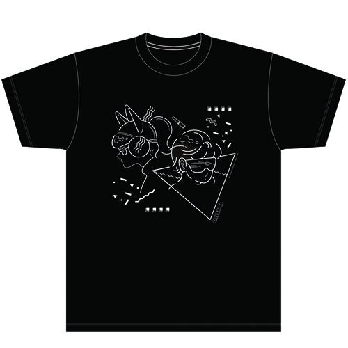 【ORESAMA】Tシャツ vol.1(ブラック)