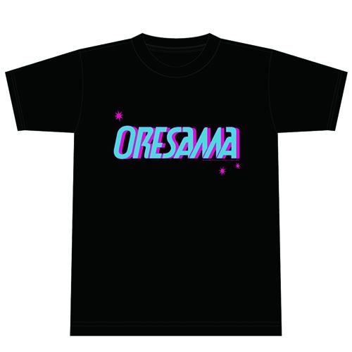 【ORESAMA】ロゴTシャツ vol.3(ブラック)