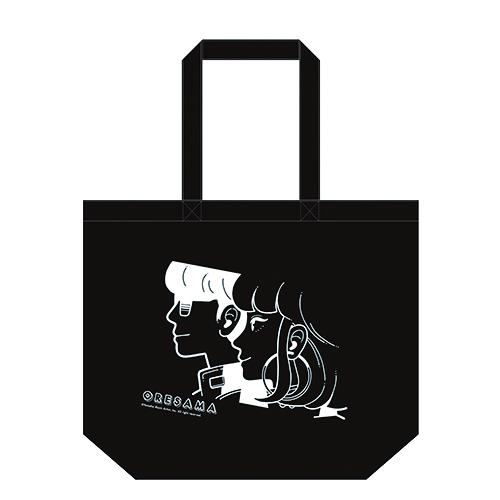 【ORESAMA】トートバック(ブラック)