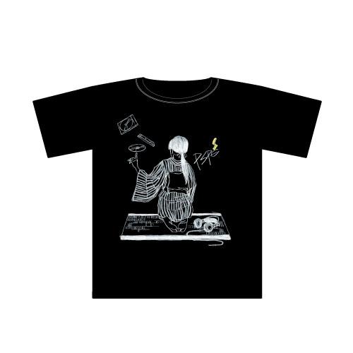畳少女 Tシャツ