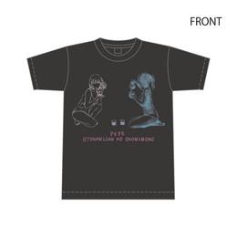 OTONARIさんのONOMIMONO Tシャツ【ブラック】