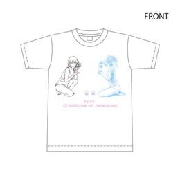 OTONARIさんのONOMIMONO Tシャツ【ホワイト】