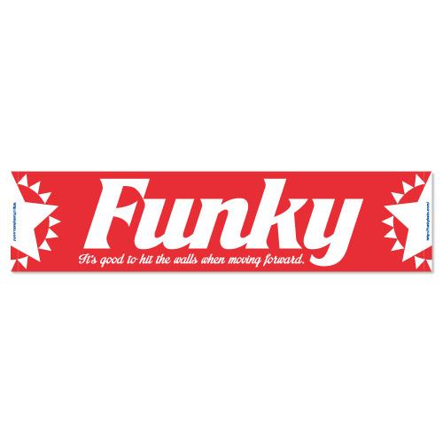 FUNKY!! オフィシャルマフラータオル