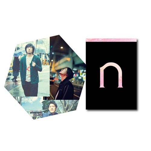 back number photo book 「No.n」