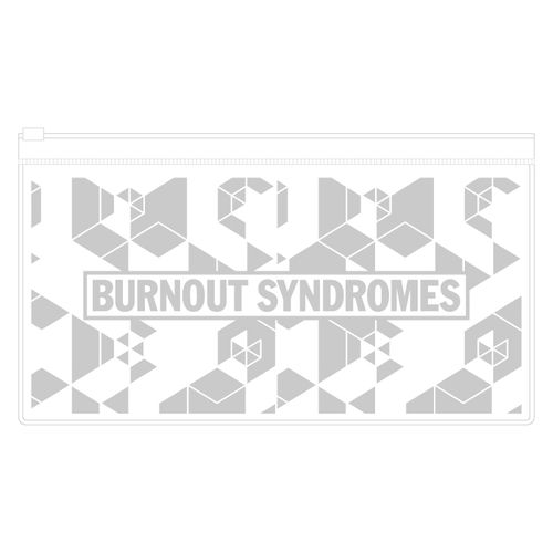【BURNOUT SYNDROMES】白銀マスクケース