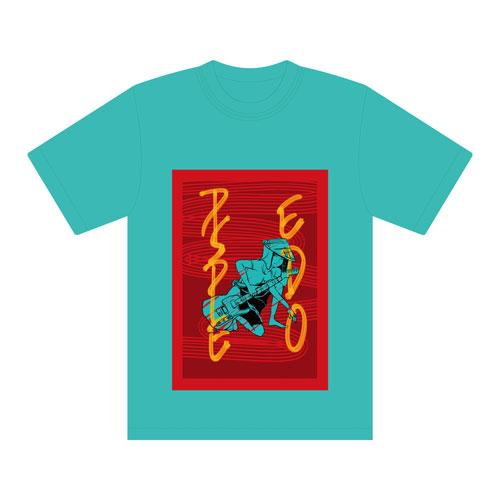 [P.S.P.E限定]EDO Tシャツ