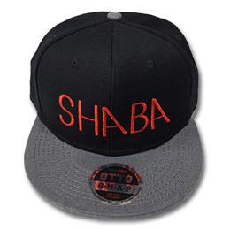 SHABACAP【ブラック×グレー】