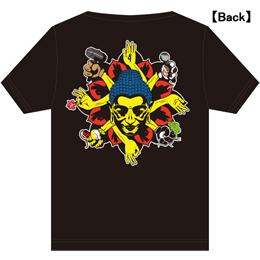 quad4sTシャツ(Black)