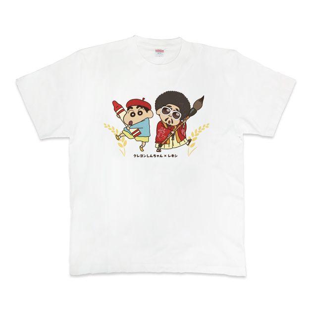 クレヨンしんちゃん×レキシ Tシャツ/カラー
